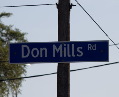 Don Mills Directory for Business